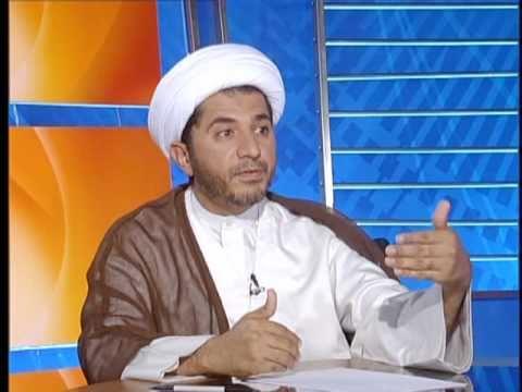 الشيخ علي سلمان ضيف برنامج حديث الخليج
