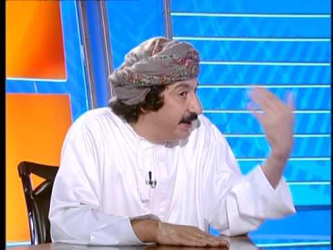 الكاتب عبد الله حبيب ضيف برنامج حديث الخليج