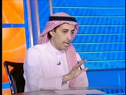 عبدالله العلويط ضيف برنامج حديث الخليج