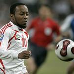 قدم الإمارات يستعد للأولمبياد بسويسرا