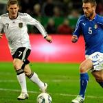 قمة كسر عظم بين ألمانيا وإيطاليا الليلة