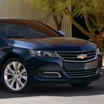 Chevrolet Impala شيفرولية ايمبالا 2014