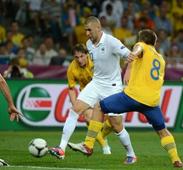 بطولة أوروبا لكرة القدم 2012: فرنسا إلى دور الثمانية رغم هزيمتها أمام السويد