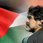 مارادونا: سأزور فلسطين قريباً.. وليغضب من يغضب