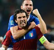 نهائيات كأس اوروبا 2012: اسبانيا وإيطاليا الى ربع نهائي أوروبا