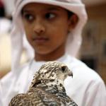 معرض أبو ظبي الدولي للصيد والفروسية يعرض منتجات فريدة وأسلحة نادرة