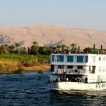 استئناف رحلات البواخر النيلية من القاهرة للمرة الاولى منذ 18 عاما