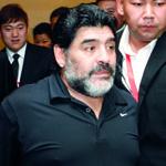 مارادونا يقاضي شركتين صينيتين لاستخدام صورته في لعبة
