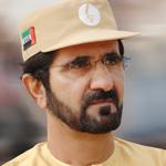 محمد بن راشد يقود فرسان الإمارات في مونديال القدرة ببريطانيا اليوم