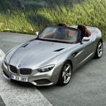 بي ام دبليو تكشف رسمياً عن BMW Zagato Z4 Roadster الاختبارية