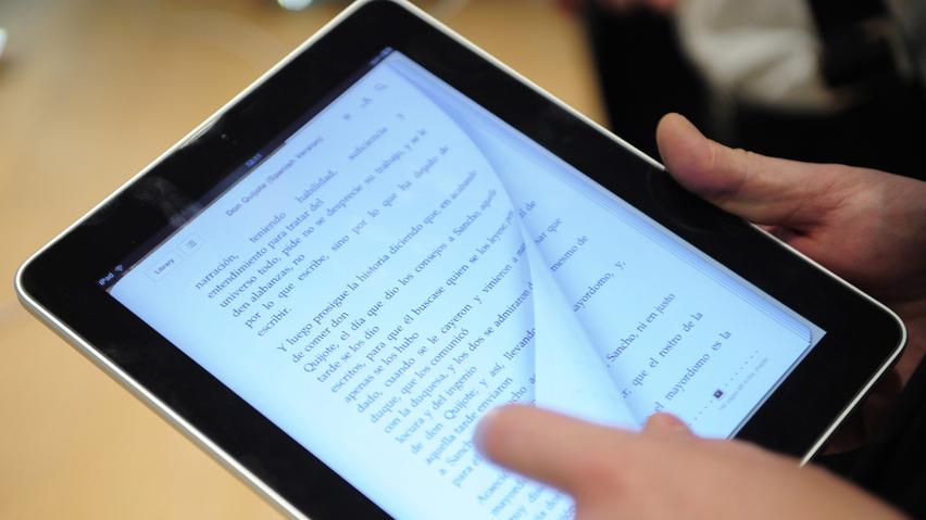 «الآي باد» لجميع طلاب ومدرسي ثانويات التكنولوجيا
