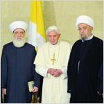 البابا لشباب سورية: أقدر شجاعتكم ولا أنساكم