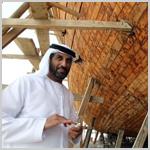 إماراتيان يبنيان أكبر «داو» عربي لإنقاذ إرث خليجي