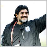 مارادونا سفيراً للأحداث الرياضية في دبي