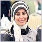 موضي الخلف أول سعودية في منصب مساعد لـ«الملحق الثقافي»