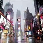 ساندي يحول نيويورك لمدينة أشباح