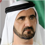 محمد بن راشد يرعى المؤتمر الدولي الثاني للغة العربية