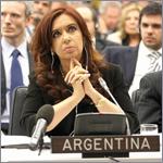معركة بين الإمبراطورية الإعلامية والرئيسة الأرجنتينية بشأن القانون الجديد