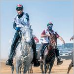 محمد بن راشد يشهد مونديال القدرة العسكرية في البحرين