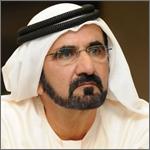 """محمد بن راشد يطلع على خريطة المشاريع الاستثمارية التنموية المستقبلية لـ """"نخيل"""""""