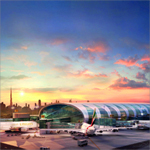 4500 حركة يومية للطائرات في أجواء الإمارات 2030