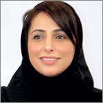بدور القاسمي تحصل على جائزة شخصية العام لمهرجان طيران الإمارات للآداب