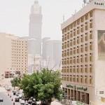بدء تنفيذ الطريق الدائري الأول في مكة