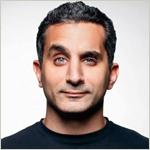 تغريم باسم يوسف 7 ملاين دولار بسب خلاف حول برنامجه