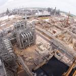 «أرامكو السعودية» و«شل» تنجزان أكبر مصفاة لتكرير النفط في أميركا