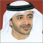 عبدالله بن زايد يرسل طائرة لنقل مواطنة من عمان