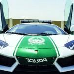 شرطة دبي تطرح دورية «فيراري» بعد «لامبورغيني»