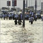 السعودية: وفاة 18 وفقدان 10 في «السيول» .. وإيواء 1870 متضرراً