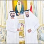 خليفة: رؤيتنا للتميز تتطابق مع رؤية محمد بن راشد والحكام والآباء المؤسسين