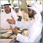 محمد بن زايد يعتمد مشاريع بنية تحتية في أبوظبي بتكلفة تتجاوز 1,5 مليار درهم