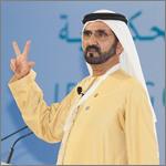 محمد بن راشد: مبادرات تنموية قادمة تبهر العالم