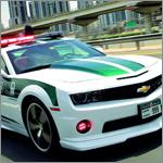 شاهد: شرطة دبي تطلق «أفضل دورية عضلات» في فيديو حركي مثير