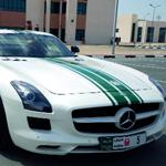 شرطة دبي تضم «بنتلي» و«مرسيدس» و«أوستـن مارتن» لدورياتها