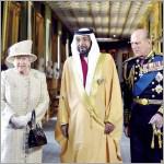 خليفة: العلاقات التاريخية مع بريطانيــــا تتطور إيجابياً في المجالات كافة