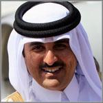 أمير قطر: لا ننتمي إلى أي تيار سياسي وضد التقسيم الطائفي