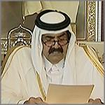 أمير قطر يسلم الحكم لولي عهده