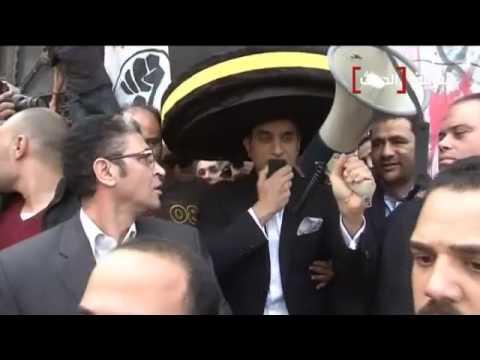 اتهامات لإعلاميين تمثلت في إهانة الرئيس مرسي