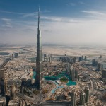 """برج خليفة.. نجم غوغل """"ستريت فيو"""" في دبي"""