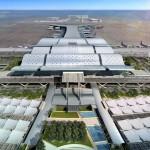 فندق متحرك يستقبل الركاب مباشرة عند سلم الطائرة في قطر