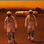9 متطوعون عرب في رحلة فضائية للموت على سطح المريخ