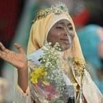 «ملكة جمال المسلمات» نيجيرية… جائزتها رحلة إلى مكة