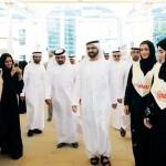 محمد بن راشد: شباب الإمـــارات قادرون على الإبداع والتفوّق