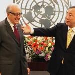 """الأمم المتحدة: """"جنيف 2"""" في 22 يناير"""