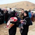 الأمم المتحدة: عدد اللاجئين السوريين تجاوز 3 ملايين شخص