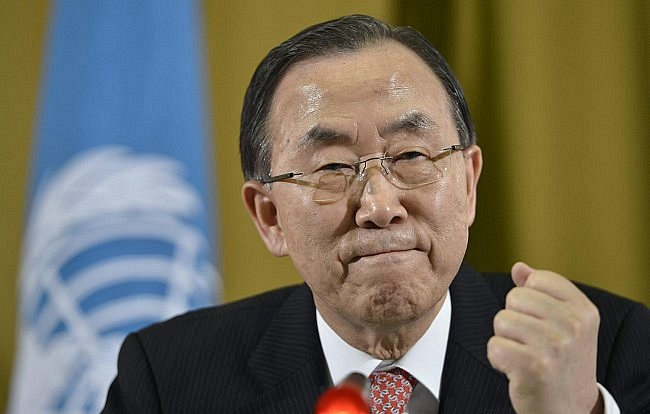 بان كي مون يؤكد دعم الأمم المتحدة لتونس في عمليتها الانتقالية ومكافحتها للإرهاب