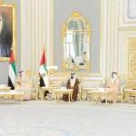 خليفة: الإمارات تتطلع إلى استقرار المنطقة وتعزيز التعاون بين دولها